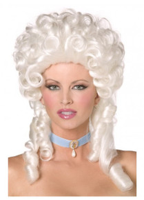 Baroque Costume Wig