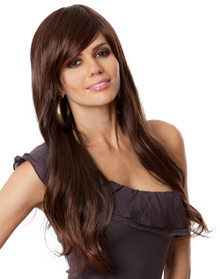 DELUXE Kate (Dark Brown) Fashion Wig (20090.)