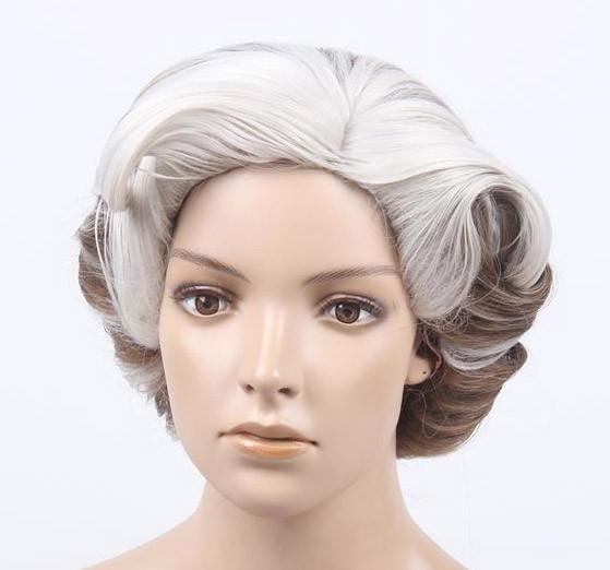 Mrs Doubtfire Wig 84