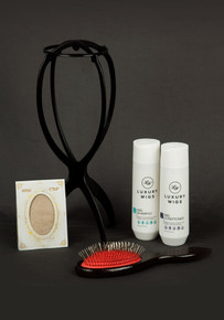 Wig Wear & Care Kit (Large) - Natural & Chemical Free (8016)