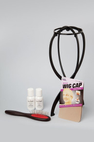 Wig Wear & Care Kit (Small) - Natural & Chemical Free