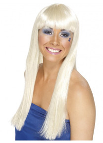 Blonde Dancing Queen Wig (SM-42098)