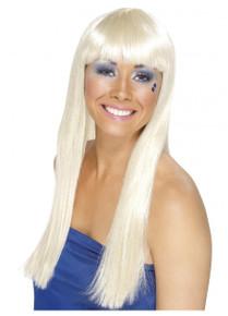 Blonde Dancing Queen Wig (SM-42098)