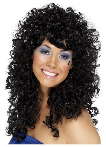 Black Boogie Babe Wig (SM-42064)