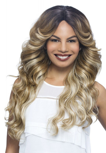 Glam High Heat Synthetic Everyday Wear Wig