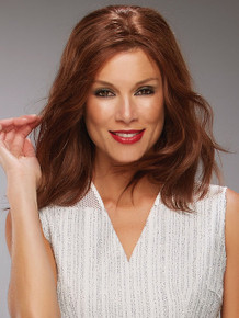 Gwyneth - Human Hair Lace Front Monofilament Hand Tied Wig - by Jon Renau