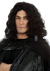 Northern King Jon Snow Games of Thrones Mens Costume Wig