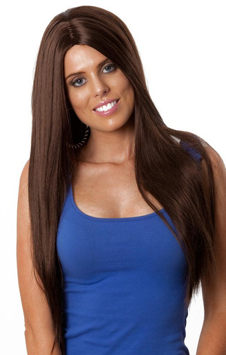 Isabella (Brown 6) Deluxe Fashion Wig (20120)