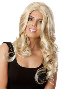 DELUXE Melanie (Blonde 24BT613) Fashion Wig (20131