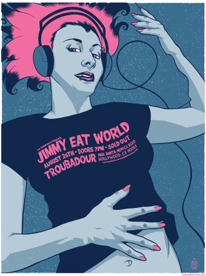 """JIMMY EAT WORLD"""