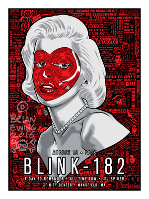 """""""BLINK 182"""""""