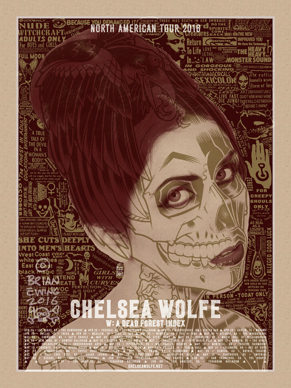 """CHELSEA WOLFE VARIANT"""