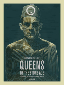 """QUEENS OF THE STONE AGE 3 AP"""
