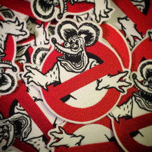 """GHOST FINK"" PATCH"