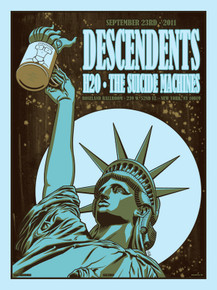 """DESCENDENTS BLUE VARIANT"""