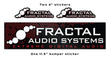 Fractal Audio Sticker Pack