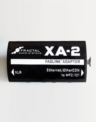 Fractal Audio Systems XA-2 Front