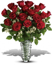 Beautiful Bouquet 18 red roses