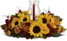 Sunflower Centerpiece