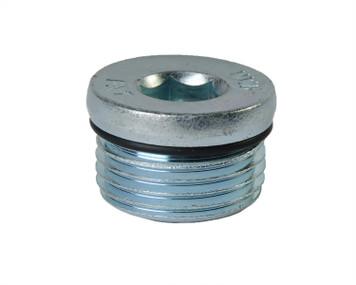 DA6010 SAE -10 PLUG