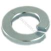 Spring washer zinc/pl