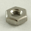 Std Hex Nut Stainless : 8-32 UNC