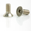 Countersunk socket screw stainless