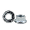 Serrated Flange Nut Stainless