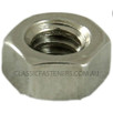 Standard hex nut stainless BSW