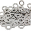 Flat Washer Stainless (316) M6 x 12.5mm OD X 1.2MM Qty: 100