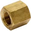 Brass manifold nut