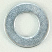 Flat Washer Zinc 7/16 x 7/8 OD x 16G. Qty: 200