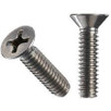 Csk Phillips Stainless(316) : M4 x 8mm