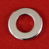 Flat Round Washer Chrome plated