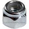 Nylon Insert Lock Nut Zinc 2BA