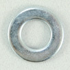 Flat Washer Zinc 5/16 x 5/8 OD x 18G. Qty: 200