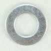 Flat Washer Zinc 3/8 x 3/4 OD x 16G. Qty: 200