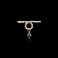 Beautiful Belle Diamond Ring