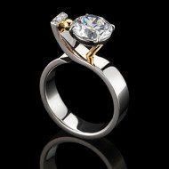 Adrenaline Rush Engagement Ring