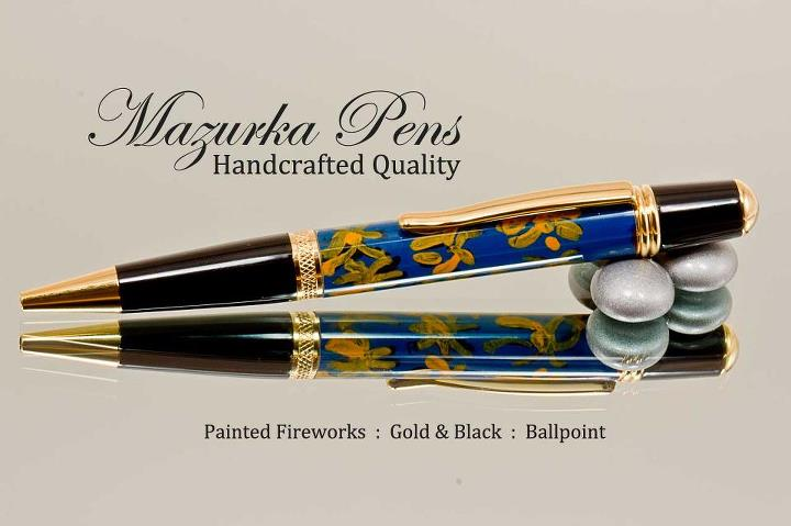 Hand-painted Pen