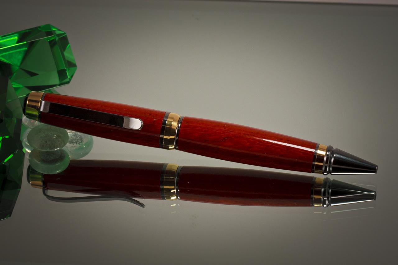 African Padauk Pen