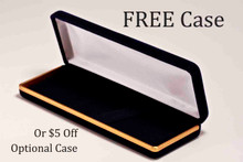 Free pen case or $5 off Upgraded cases