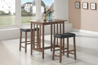 Breakfast Counter High Table Set