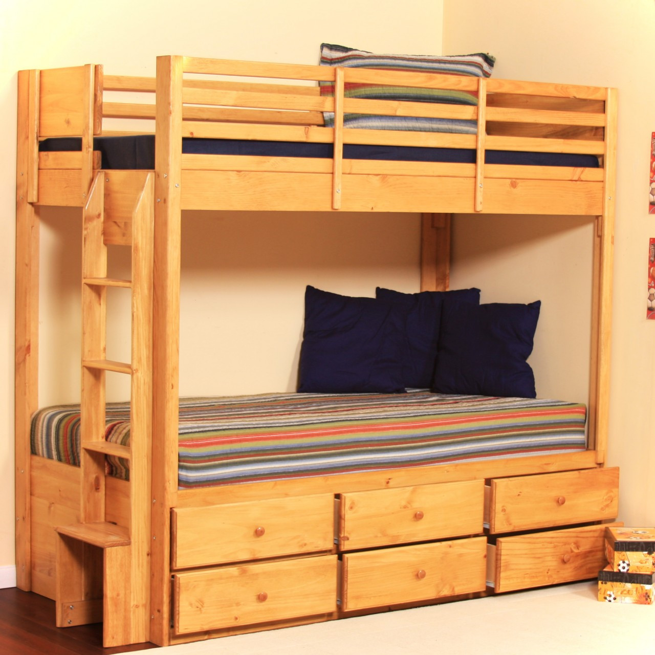 Nick bunk beds with storage info for Double bed with storage and mattress