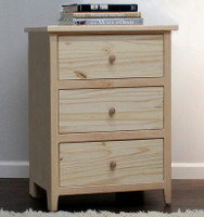 Little Neck Chest with 3 Drawers