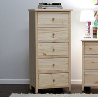 Little Neck Chest with 5 Drawers