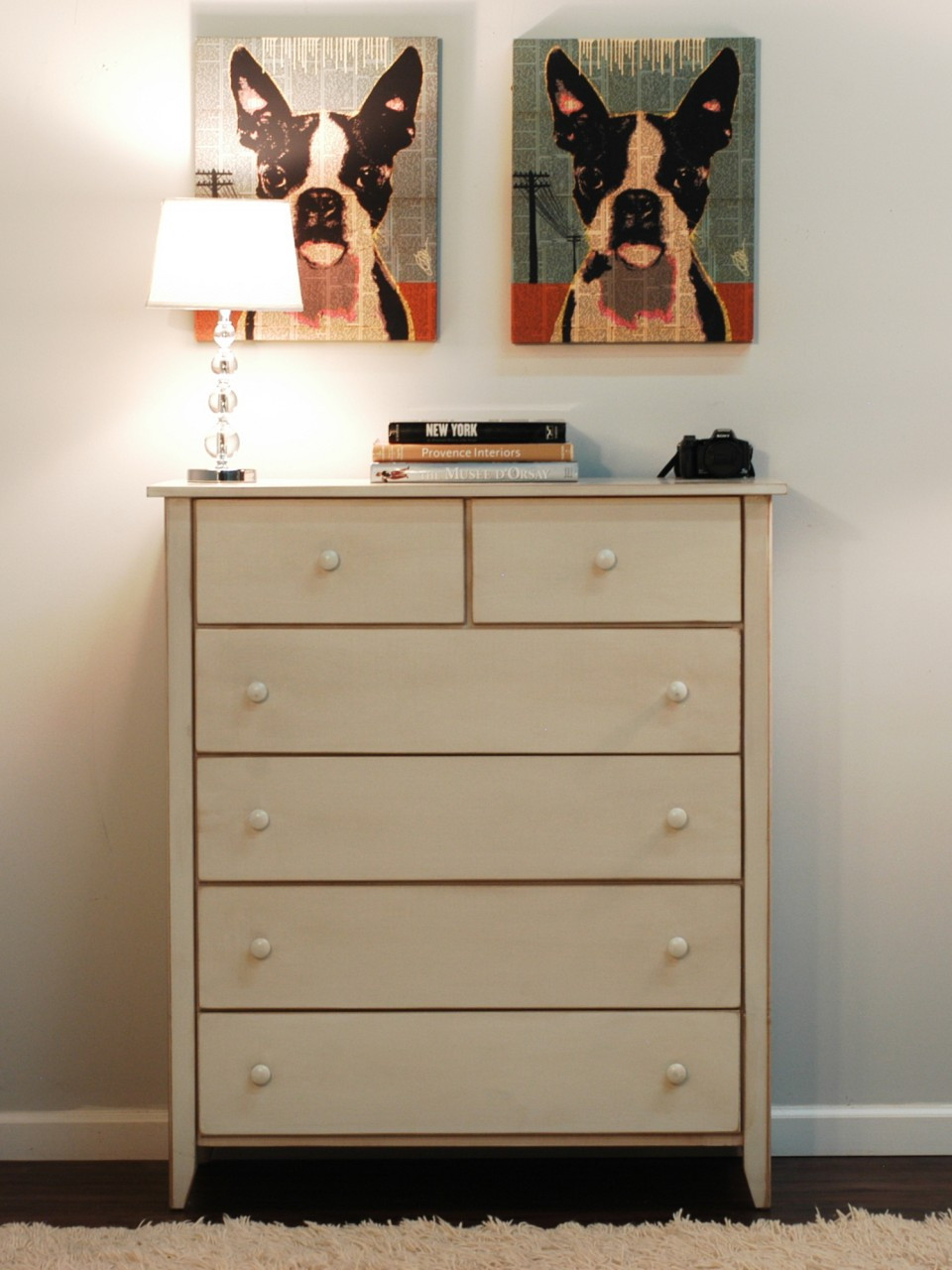 Shaker Style Chest With 6 Drawers Birch