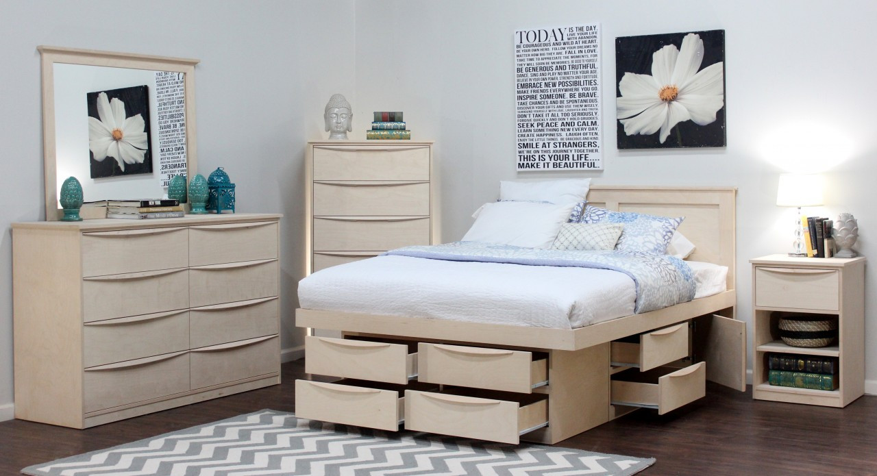 Soho bedroom set