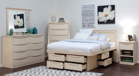 Soho Bedroom Set, Queen