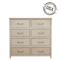 Douglaston Dresser 8 Drawers